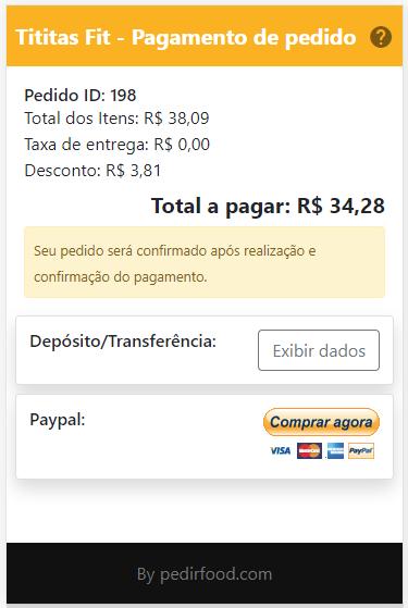 Pagamentos Antecipados Online